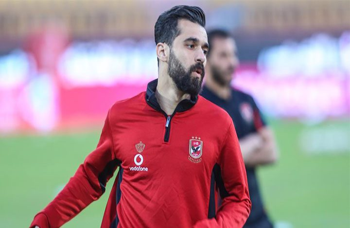 طبيب النادي الأهلي يحذر من إشتراك عبد الله السعيد أساسياً أمام النجم