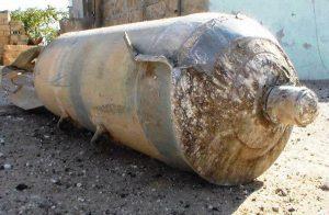 تقرير حقوقي: نظام بشار الأسد ألقى 216 برميلا متفجرا على السوريين الشهر الماضي