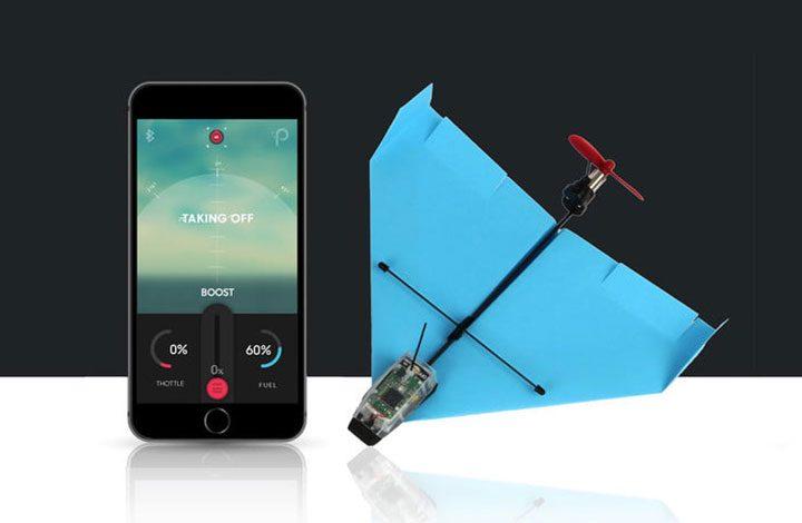 طائرة ورقية يُمكنك التحكم بها من هاتفك الذكي