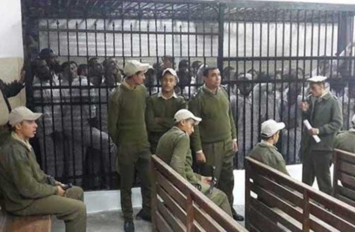 قضية اقتحام قسم شرطة حلوان