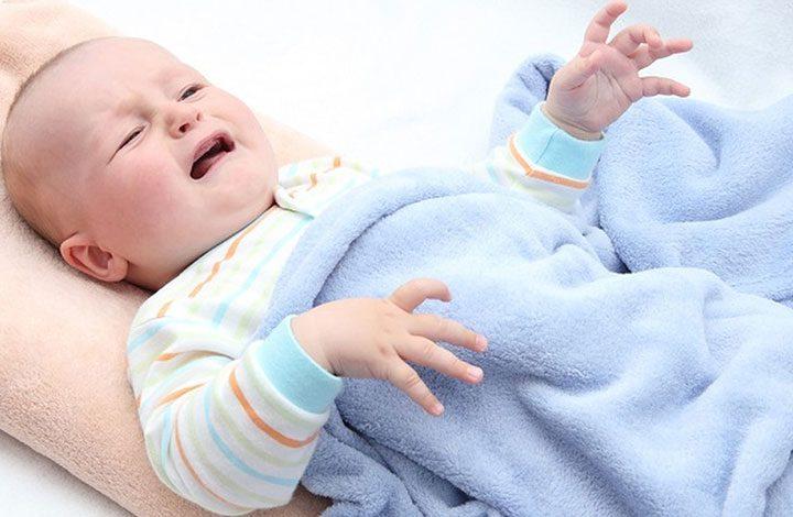 دراسة: إصابة الرضيع بالإسهال سببها الميكروبات والفيروسات