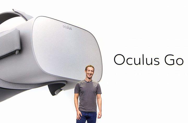 معلومات عن نظارة الواقع الافتراضي Oculus Go من فيس بوك