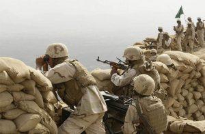 مقتل 4 جنود سعوديين في معارك مع الحوثيين على حدود اليمن