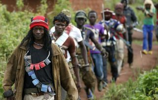 مقتل 25 مسلما في مسجد بإفريقيا الوسطى على يد جماعات مسيحية متمردة