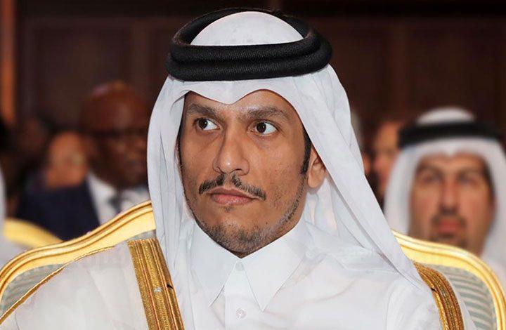 وزير خارجية قطر يتهم السعودية بمحاولة زعزعة الوضع في الدوحة وتغيير النظام بها