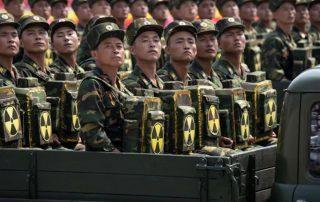 أمريكا تكشف شحنة أسلحة من كوريا الشمالية كانت في طريقها لمصر