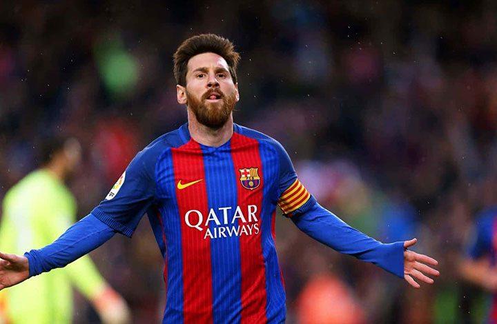 برشلونة يفوز على أولمبياكوس بثلاثية فى دورى أبطال أوروبا