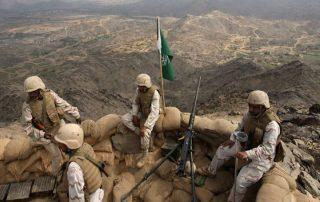 مقتل 3 جنود سعوديين في معارك مع ميليشيا الحوثي على حدود اليمن