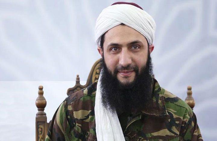 بالفيديو.. الجولاني يظهر بعد أنباء عن إصابته ويؤكد: هيئة تحرير الشام لن تتخلى عن السلاح