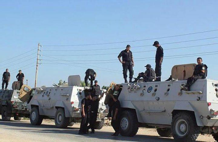 مصر.. ارتفاع قتلى الشرطة في اشتباكات الواحات لـ58 بينهم 23 ضابطًا