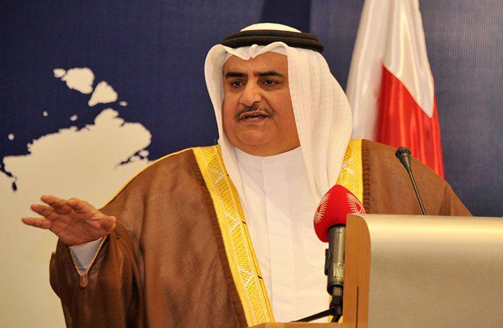 وزير خارجية البحرين يهاجم قطر و«الجزيرة» بسبب سجن «جو»