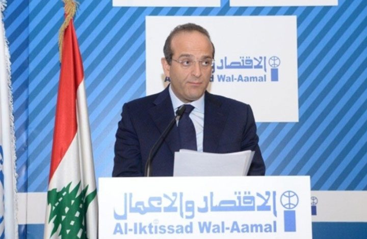 وزير لبناني: الأزمة السورية كلفت الاقتصاد المحلي 18 مليار دولار
