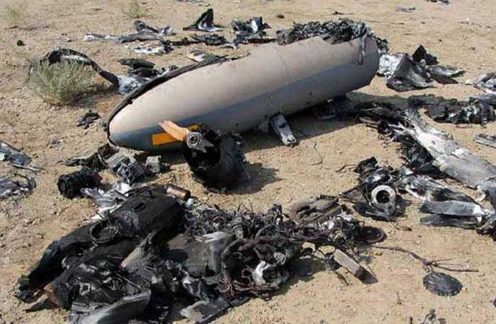 بالفيديو.. الحوثيون يسقطون طائرة أمريكية بدون طيار.. وأمريكا «تعترف»