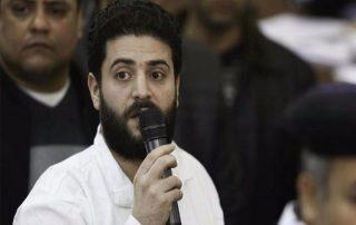 مصر.. الحكم على نجل الرئيس مرسي ثلاث سنوات بتهمة حيازة سلاح أبيض