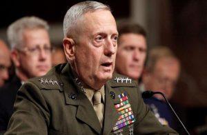 وزير الدفاع الأمريكي: الاستفزازات الكورية الشمالية تهدد الأمن العالمي