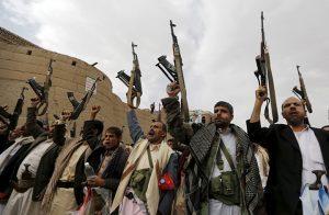 الحوثيون يعلنون إسقاط طائرة حربية سعودية بصنعاء