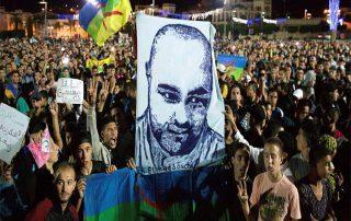 احتجاجات في المغرب في الذكرى الأولى لحراك الريف ومطالبات بالإفراج عن الموقوفين