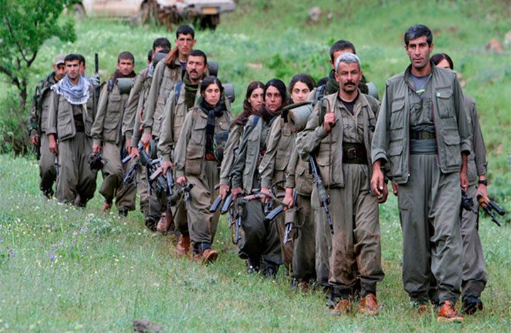 """نواب عراقيون يدعون لطرد منظمة """"بي كاكا"""" من العراق بالتنسيق مع تركيا"""