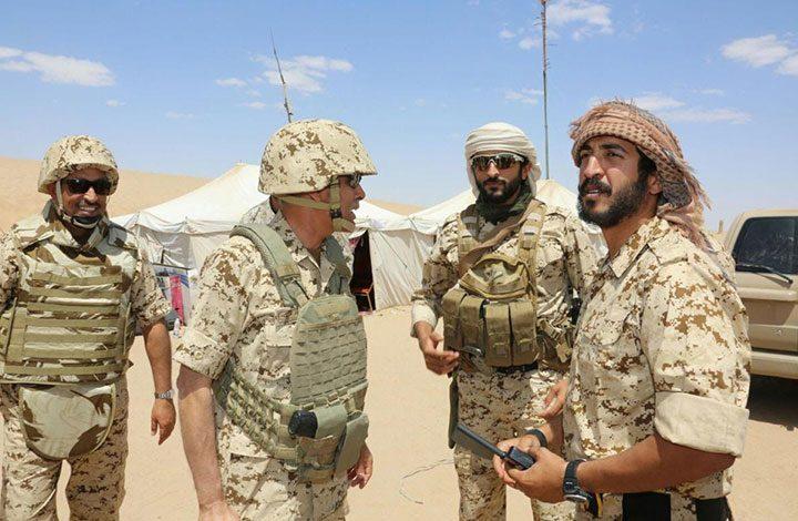 كتائب مسلحة تابعة للإمارات باليمن