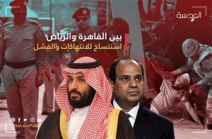 """قرارات سعودية بـ """"ريحة مصرية"""".. بين القاهرة و الرياض استنساخ للانتهاكات والفشل"""