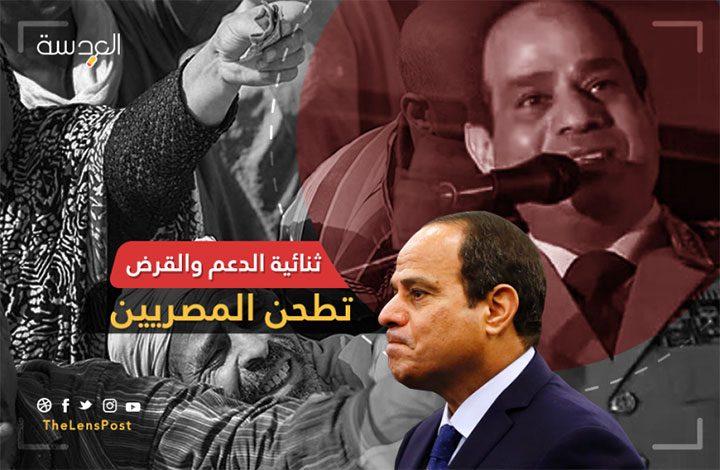 بين اشتراطات الصندوق وقرارات الحكومة.. ثنائية الدعم والقرض «تطحن» المصريين