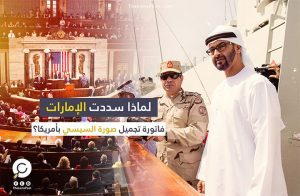 لماذا سددت الإمارات فاتورة تجميل صورة السيسي بأمريكا؟