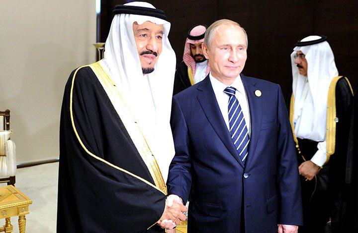 «بوتين» يستقبل «سلمان» الخميس المقبل في (موسكو)