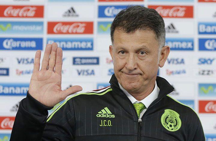 مدرب المكسيك: نلعب بشكل جيد ونفتقر إلى القوة الهجومية