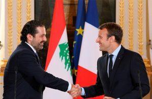 «الحريري» يصل إلى فرنسا ويترك عائلته «رهينة» في السعودية