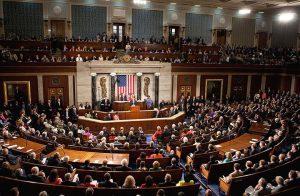 مجلس النواب الأمريكييقر ميزانية 700 مليار دولارلوزارة الدفاع