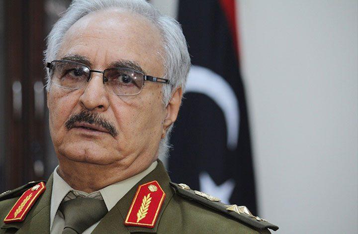 الجنائية الدولية تتسلم ملفا عن جرائم حفتر وميليشياته في ليبيا
