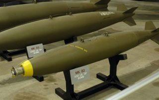 الإمارات تتعاقد مع تركيا على شراء قنابل بـ 2 مليون دولار