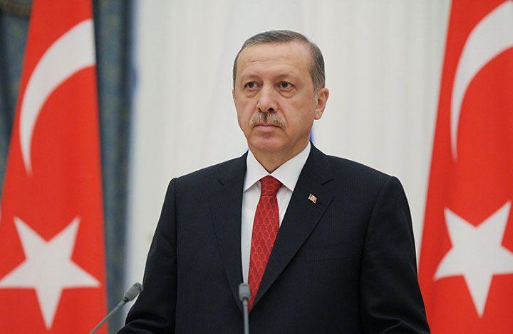 أردوغان للجنود الأتراك بقطر: أنتم هنا لمساندة إخوانكم في أوقات عصيبة