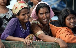 رايتس ووتش: جرائم اغتصاب واسعة ضد مسلمات الروهينجا