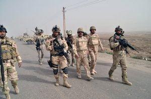 """الجيش العراقي يهاجم آخر معاقل تنظيم """"داعش"""" في الأنبار"""