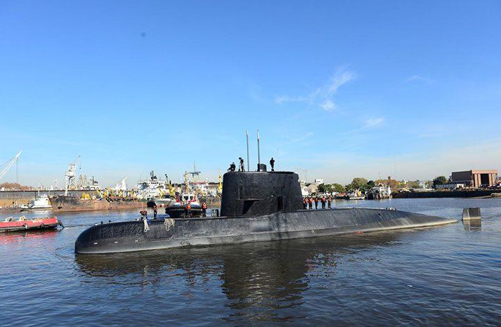 الأرجنتين تعلن فقدان غواصة عسكرية على متنها 44 فردا
