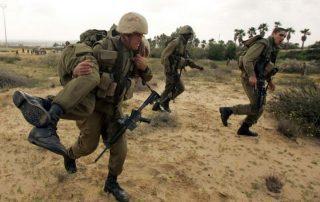 جيش الاحتلال يجري تدريبات عسكرية على حدود الأردن وبالجولان
