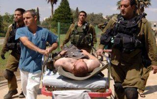 إصابة جندي إسرائيلي برصاص أطلق عليه من سيناء المصرية