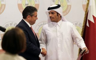 قطر وألمانيا يبحثان التطورات الإقليمية والأزمة الخليجية
