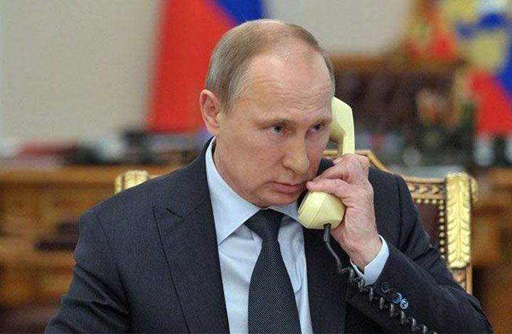 """""""بوتين"""" يطلع الملك سلمان و""""نتنياهو"""" على تطورات """"الملف السوري"""""""