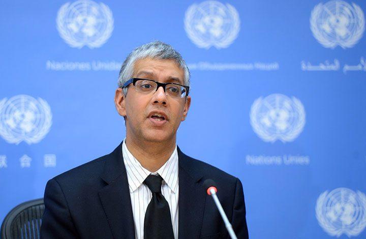 الأمم المتحدة: التحالف العربي منع 32 رحلة طيران محملة بالمساعدات الإنسانية لليمن