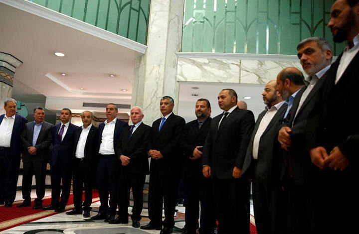 الفصائل الفلسطينية تتفق على تنظيم الانتخابات العامة