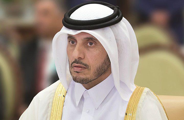 رئيس وزراء قطر: تجاوزنا الحصار بنجاح ولم نتأثر بشيء