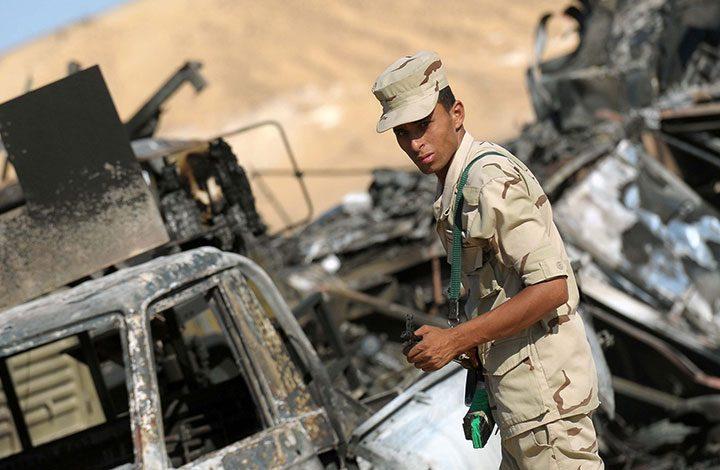 جماعة مسلحة جديدة في مصر تعلن مسؤوليتها عن اشتباكات الواحات