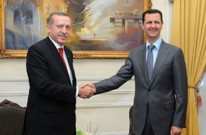 أردوغان لا يستبعد إجراء مشاورات مع الأسد حول أكراد سوريا