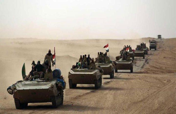 """الجيش العراقي يقتحم مدينة القائم آخر معاقل """"داعش"""" في الأنبار"""