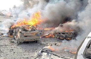 مقتل وإصابة 32 شخصا في تفجير سيارة مفخخة بهضبة الجولان