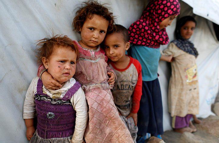 اليونيسيف: اليمن أسوأ مكان لـ«الأطفال» على وجه الأرض