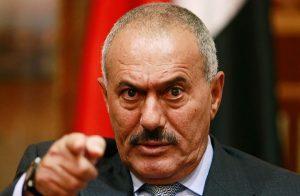 """«المخلوع صالح» يساوم """"بن سلمان"""": رفع الحصار مقابل وقف الصواريخ"""