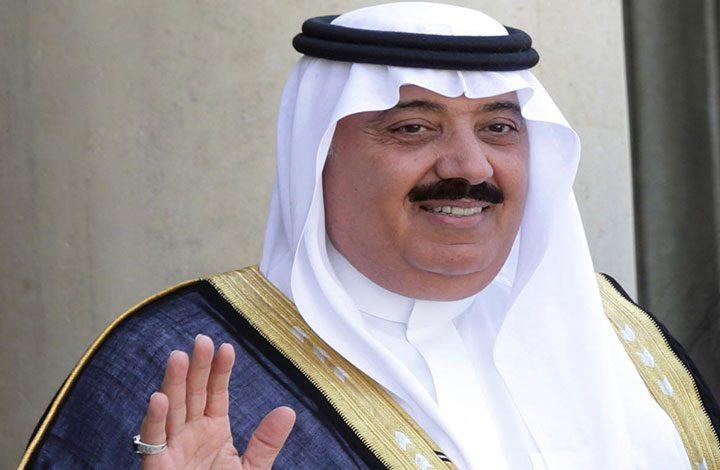 """إطلاق سراح """"متعب بن عبد الله ورئيس المراسم الملكية"""" مقابل التنازل عن هذه الأموال"""
